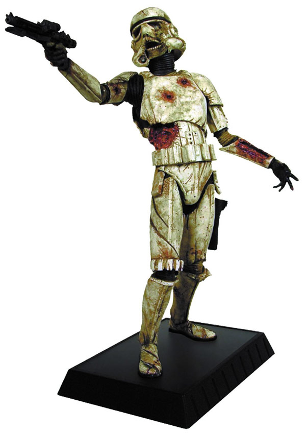 Gentle Giant Star Wars Death Trooper Statue