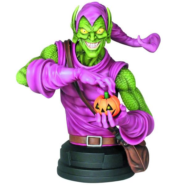 Gentle Giant Studios Green Goblin Mini Bust