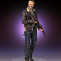 Gentle Giant The Walking Dead Rick Grimes Statue