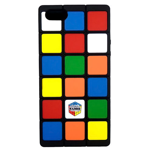 Genuine Rubiks Cube Iphone 5 Case Cover