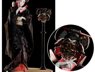 Ghost in the Shell Geisha 1 4 Scale Statue