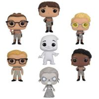Ghostbusters 2016 Pop Vinyl Figures