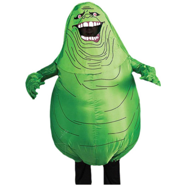 Ghostbusters Adult Inflatable Slimer Costume