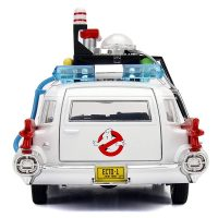 Ghostbusters ECTO 1 Scale Die Cast Vehicle Back