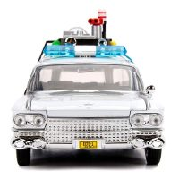 Ghostbusters ECTO 1 Scale Die Cast Vehicle Front