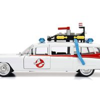 Ghostbusters ECTO 1 Scale Die Cast Vehicle Side