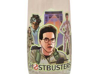 Ghostbusters Egon Spengler Tumbler Glass