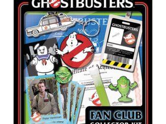 Ghostbusters Fan Club Collectors Kit