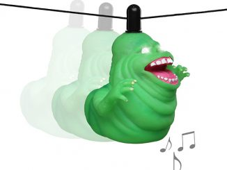 Ghostbusters Floating Slimer