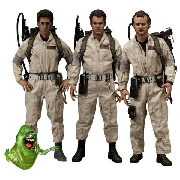 Ghostbusters Founding Members Deluxe Action Figure 3-Pack
