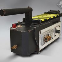 Ghostbusters Ghost Trap Prop Replica Detail