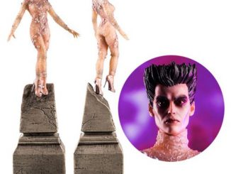 Ghostbusters Gozer the Gozerian 1 10 Art Scale Statue