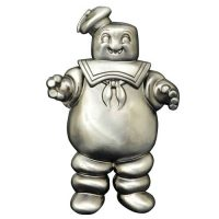 Ghostbusters Happy Stay Puft Marshmallow Man Metal Bottle Opener