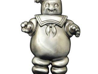 Ghostbusters Happy Stay Puft Marshmallow Man Metal Bottle Opener
