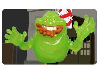 Ghostbusters Hot Dog Slimer 3-Inch Vinyl Figure