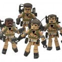 Ghostbusters I Love This Town Minimates Box Set