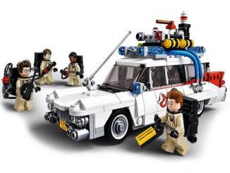Ghostbusters Lego Ecto 1