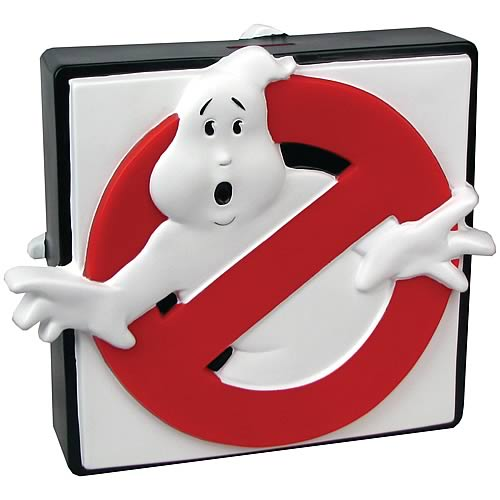 Ghostbusters Logo Bank