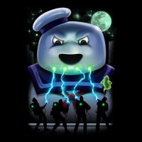 Ghostbusters Makin Smores Shirt