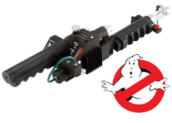 Ghostbusters Movie Masters Epic Creations Neutrino Wand
