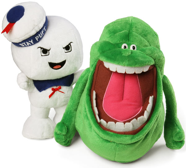 Ghostbusters Plush