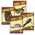 Ghostbusters Poster Set