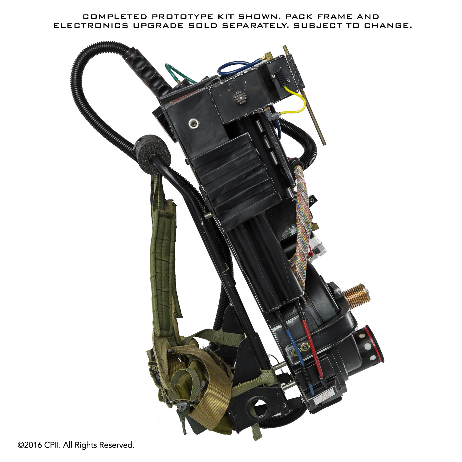Ghostbusters Proton Pack Kit