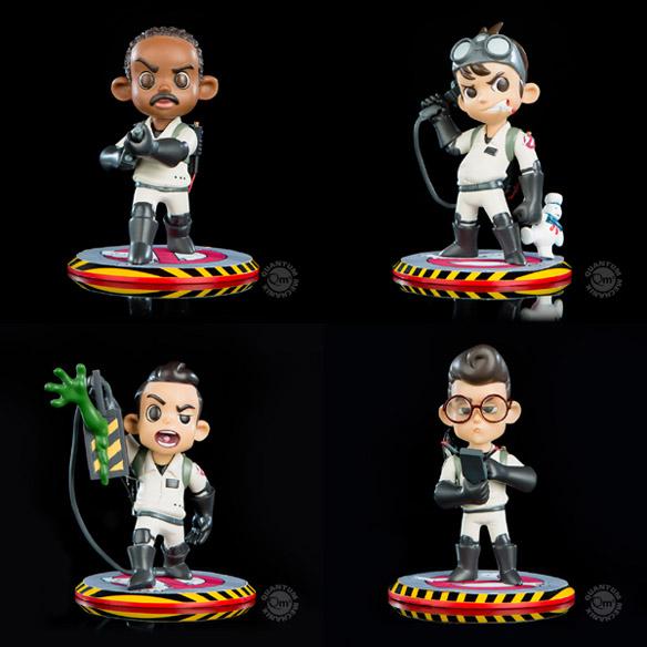 Ghostbusters Q Pop Figures