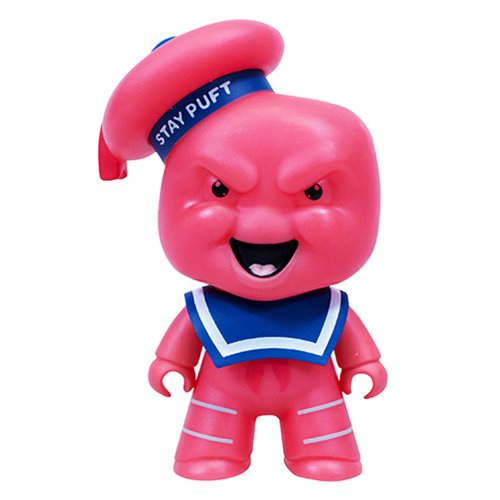 Ghostbusters Red Stay Puft Marshmallow Man 3-Inch Vinyl Figure