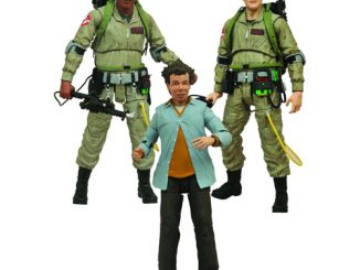 Ghostbusters Select Series 1 Action Figure Set