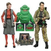 Ghostbusters Select Series 3 Action Figure Set