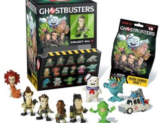 Ghostbusters Series 1 Micro-Figures Random 4-Pack