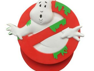 Ghostbusters Slimed Logo Pizza Cutter