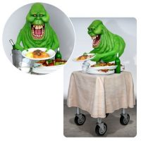 Ghostbusters Slimer 1 4 Scale Statue