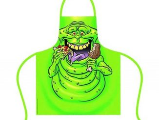 Ghostbusters Slimer Apron