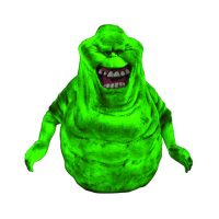 Ghostbusters Slimer Glow-in-the-Dark Bank