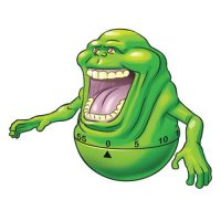 Ghostbusters Slimer Kitchen Timer