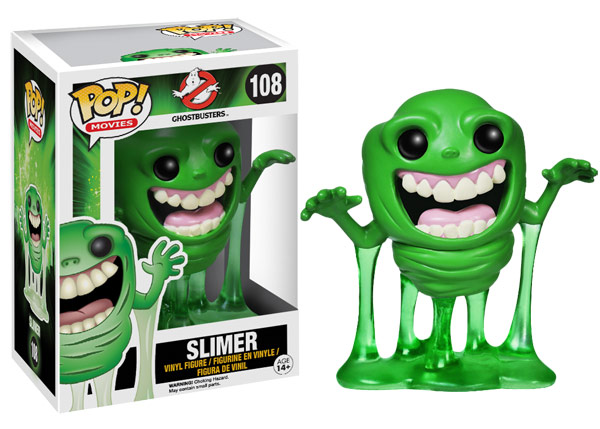 Ghostbusters Slimer Pop Figure