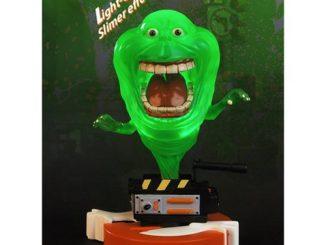 Ghostbusters Slimer Swing Series Bobble Head