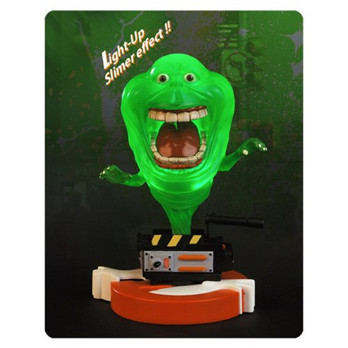 Ghostbusters Slimer Swing Series Bobble Head