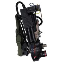 Ghostbusters Spengler Legacy Proton Pack Prop Replica Side