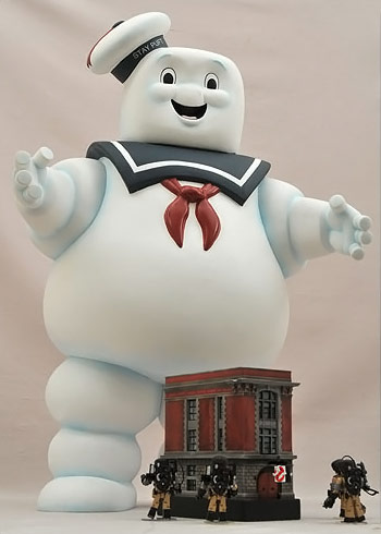 Ghostbusters Stay Puft Marshmallow Man 24 Inch Bank