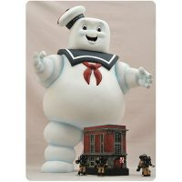 Ghostbusters Stay Puft Marshmallow Man 24 Inch Vinyl Bank