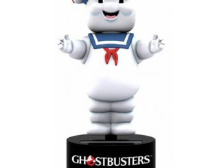 Ghostbusters Stay Puft Marshmallow Man Body Knocker