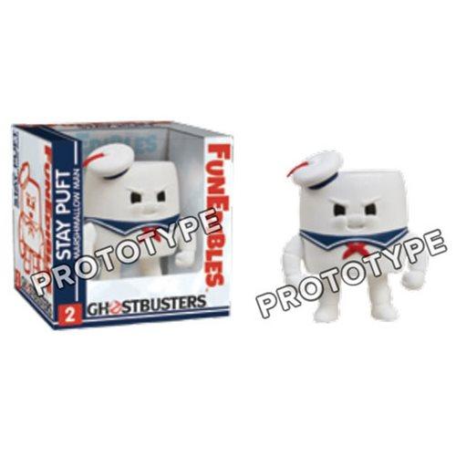 Ghostbusters Stay Puft Marshmallow Man Funedibles Vinyl Figure