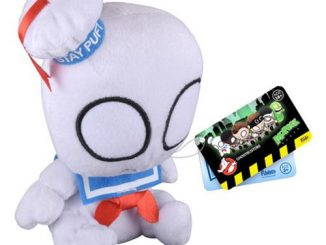 Ghostbusters Stay Puft Marshmallow Man Mopeez Plush