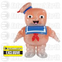 Ghostbusters Stay Puft Marshmallow Man Pink Premium Hikari Sofubi Vinyl Figure