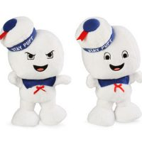 Ghostbusters Stay Puft Talking Plush