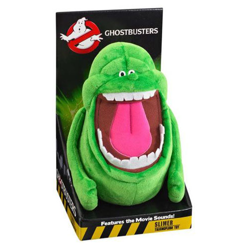 Ghostbusters Talking Plush Slimer
