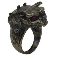 Ghostbusters Terror Dog Ring